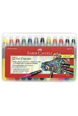 Faber-Castell Art Supply 12ct Gel Crayons