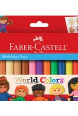 Faber-Castell Art Supply 15ct Modeling Clay