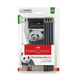 Faber-Castell Art Kit Sketch Basics