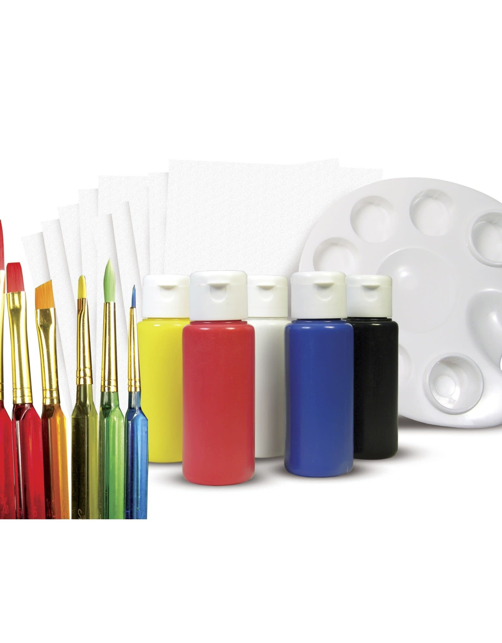 Faber-Castell Art Kit Learn to Paint