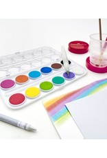 Faber-Castell Art Kit Learn to Watercolor Set