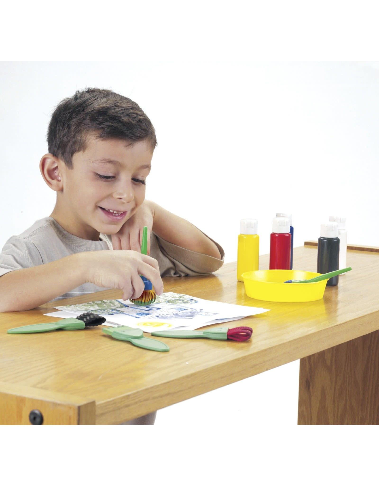 Faber-Castell Art Kit Texture Painting Set