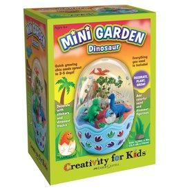 Creativity for Kids Grow Kit Mini Garden Dinosaur
