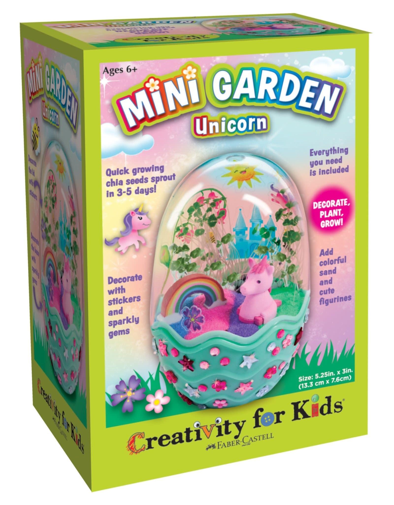 Creativity for Kids Grow Kit Mini Garden Unicorn