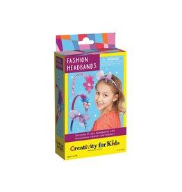 Creativity for Kids Craft Kit Mini- Fashion Headbands
