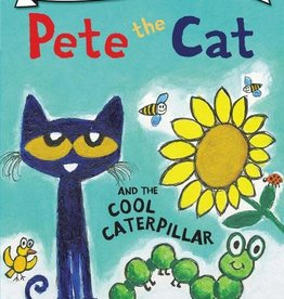 I Can Read! Pete the Cat Cool Caterpillar
