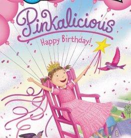 I Can Read! Pinkalicious Happy Birthday