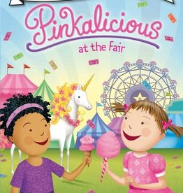 I Can Read! Pinkalicious at the Fair