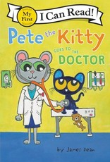 I Can Read! Pete the Kitty Goes to Doctor