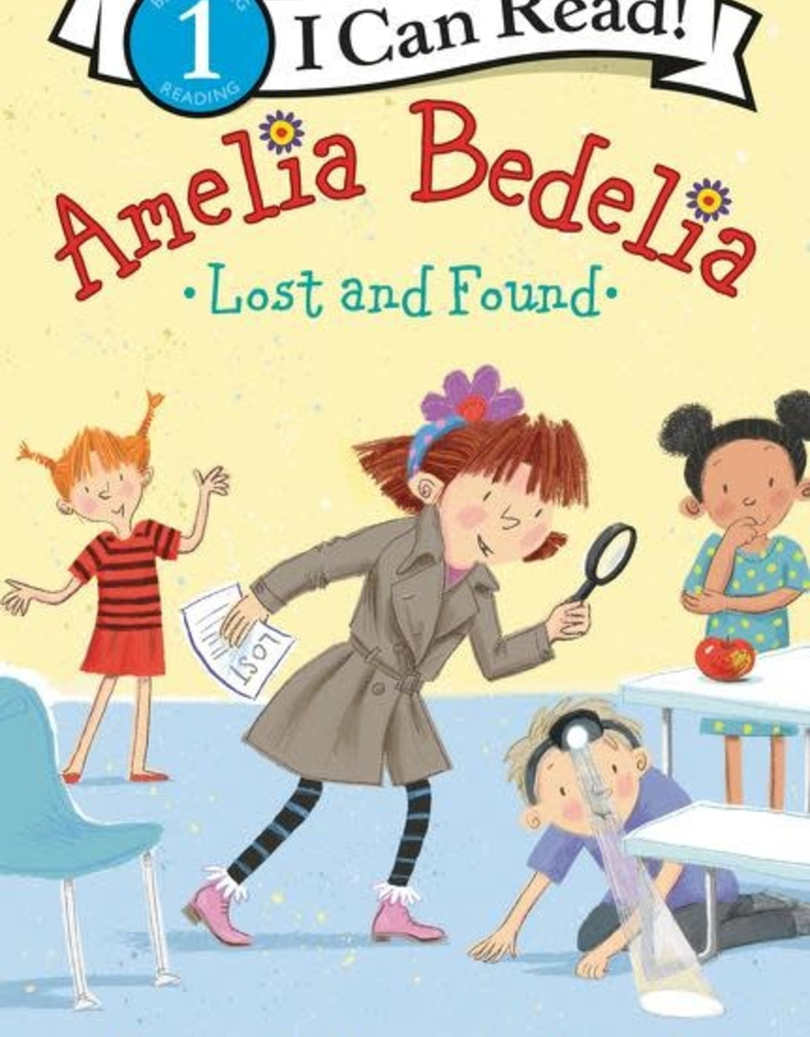 I Can Read! Amelia Bedelia Lost and Found