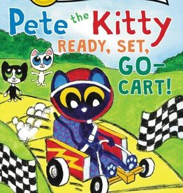 I Can Read! Pete the Kitty Ready Set Go Cart