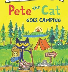 I Can Read! Pete the Cat Goes Camping