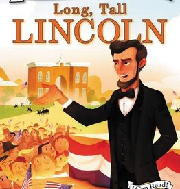 I Can Read! Long Tall Lincoln