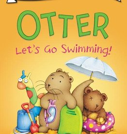 I Can Read! Otter Let's Go Swimming