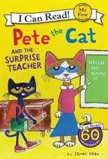 I Can Read! Pete the Cat Surprise Teacher
