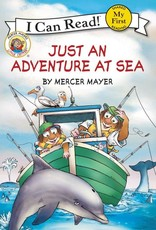 I Can Read! Critter Adventure at Sea