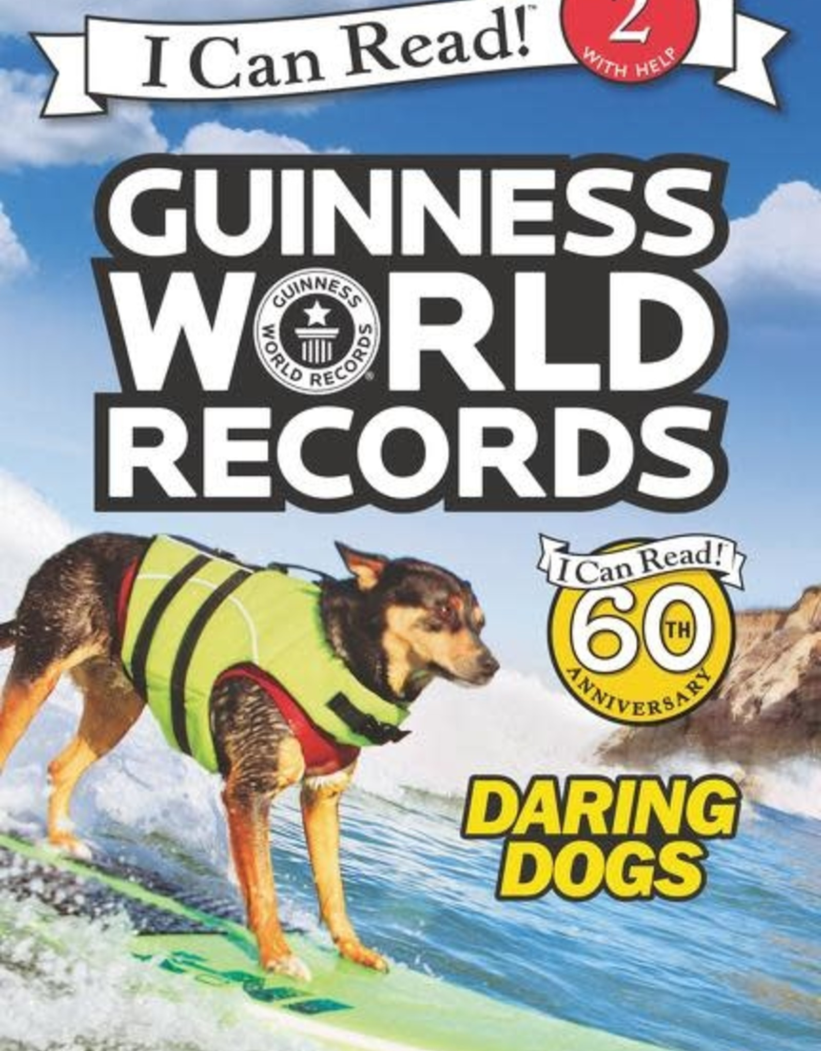 I Can Read! Guinness Daring Dogs