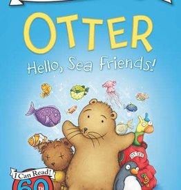 I Can Read! Otter Hello Sea Friends