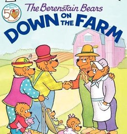 I Can Read! Berenstain Bears Down on the Farm
