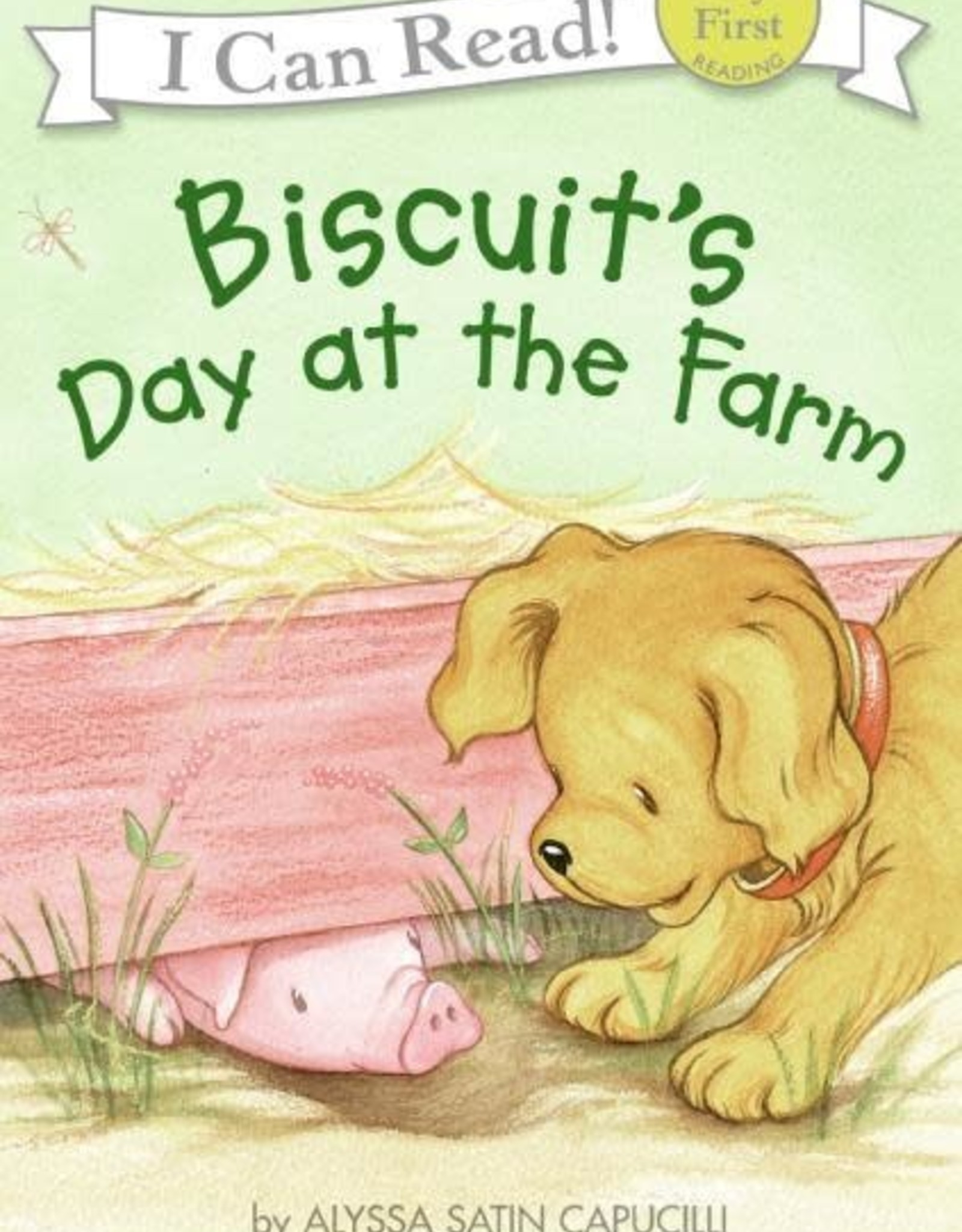 I Can Read! Biscuit Day at the Farm