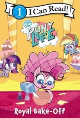 I Can Read! My Little Pony Royal Bake Off