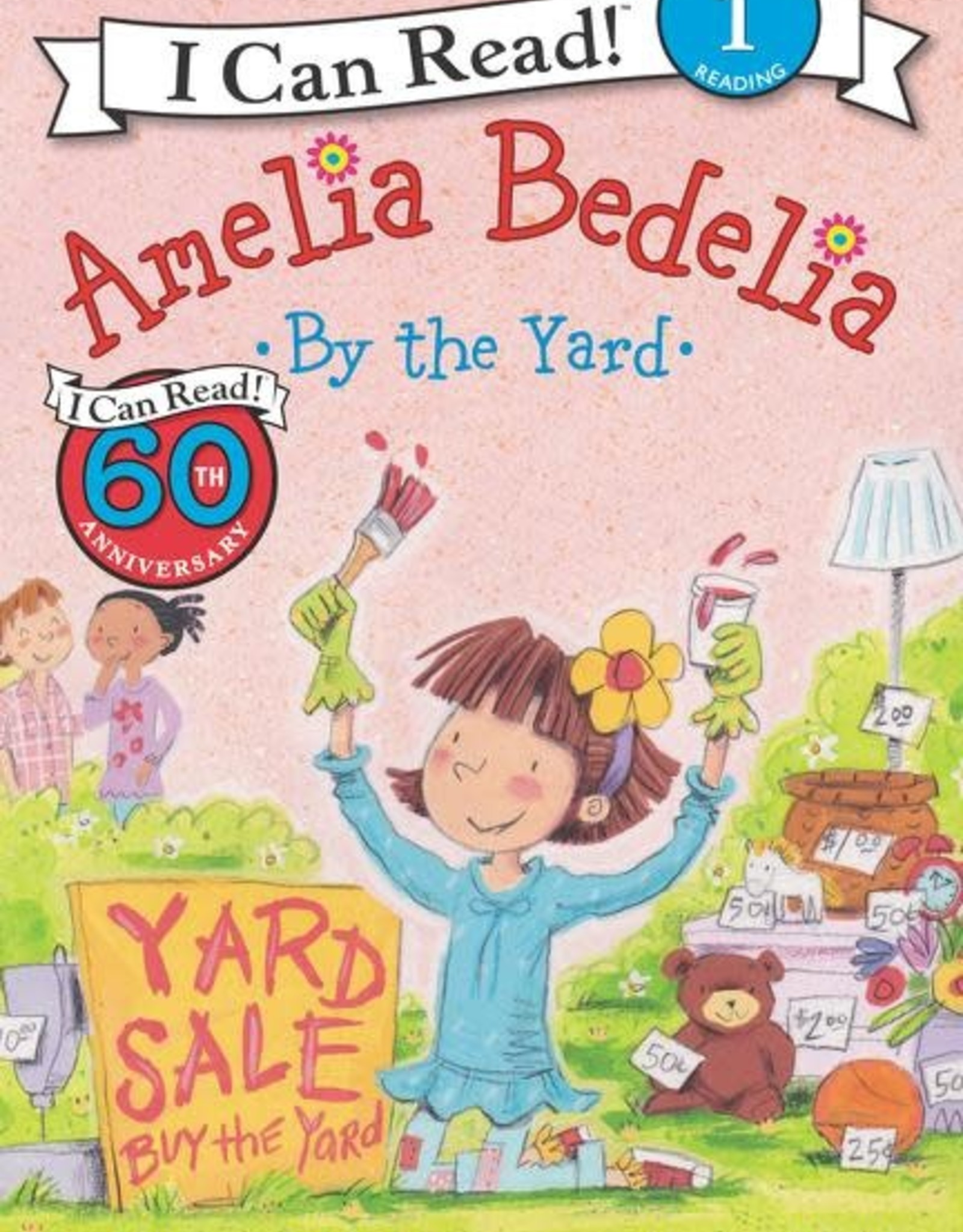 I Can Read! Amelia Bedelia By the Yard