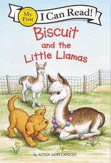 I Can Read! Biscuit and the Little Llamas