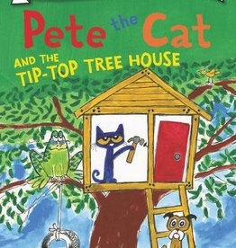 I Can Read! Pete the Cat Tip Top Treehouse