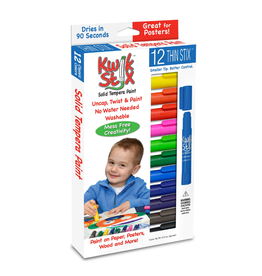 Pencil Grip Kwik Stix Thin Paint Stix
