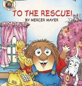 I Can Read! Little Critter To The Rescue