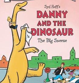 I Can Read! Danny Dino Big Sneeze