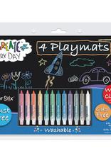 Pencil Grip Wonder Stix Playmats
