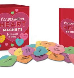 Hachette Mini Kit Conversation Heart Magnets