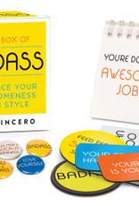 Hachette Mini Kit Little Box of Badass