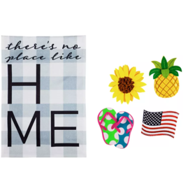 Evergreen EV GF No Place Like Home Interchangeable Icon