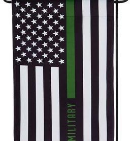 Evergreen GF EV Thin Green Line Military