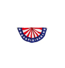 Evergreen Bunting Small Stars & Stripes