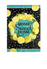 Evergreen EV GF Home Sweet Home Lemon Wreath
