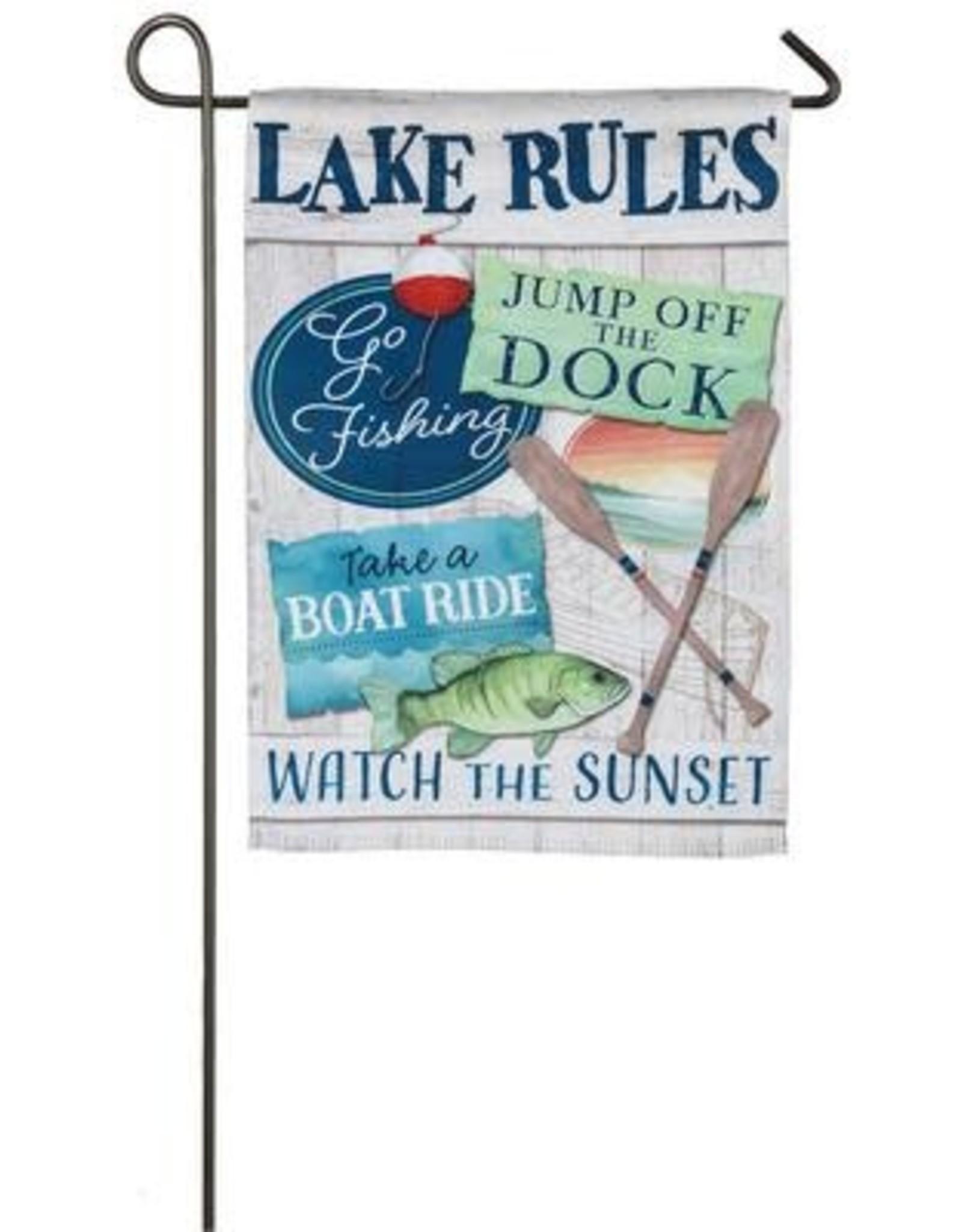 Evergreen EV GF Lake Rules