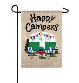 Evergreen EV GF Happy Campers Travel Trailer