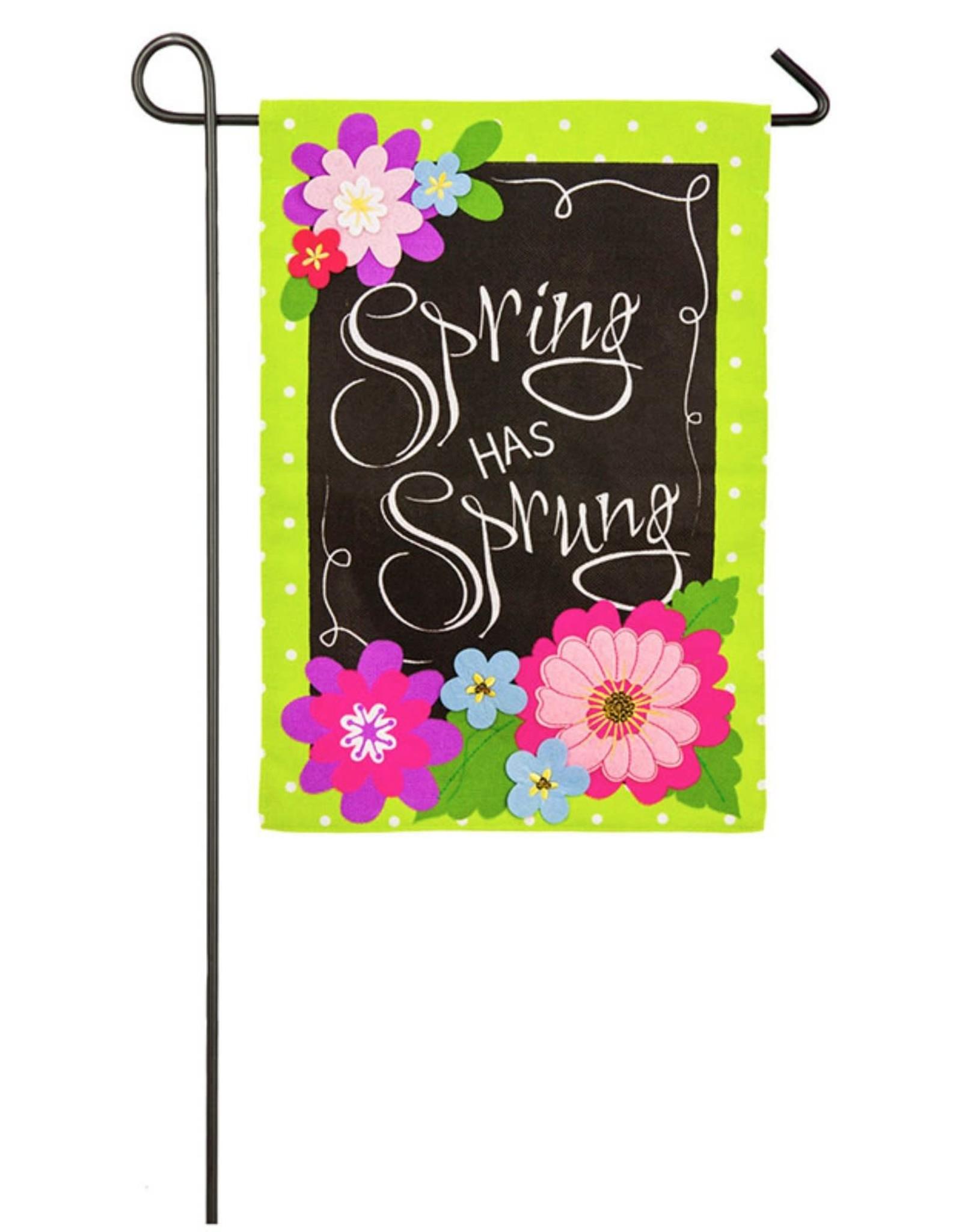 Evergreen EV GF Spring Has Sprung
