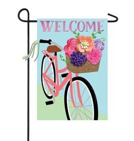 Evergreen EV GF Flower Basket Bicycle