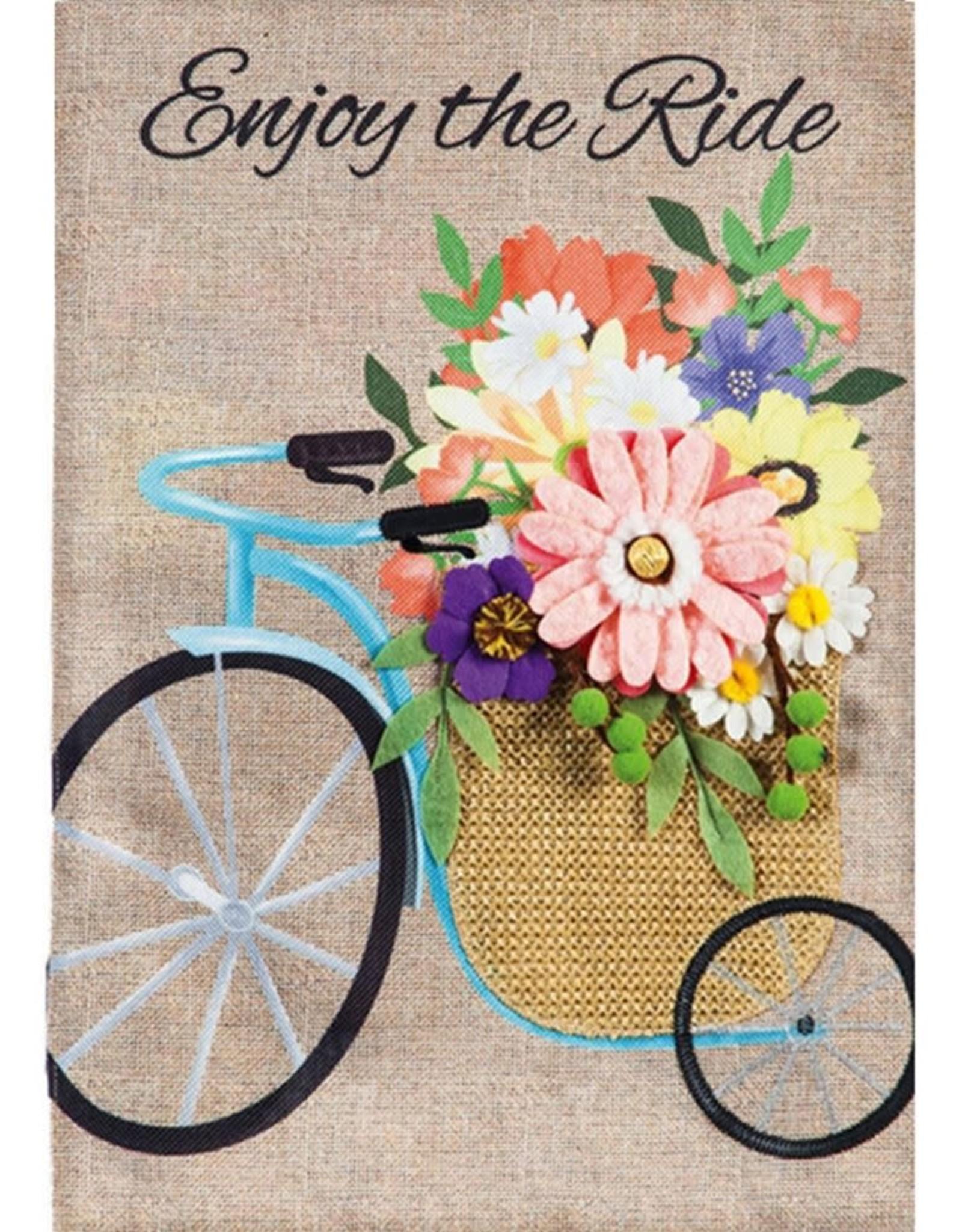 Evergreen EV GF Flower Basket Tricycle