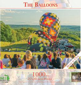 MI Puzzles 1000pc The Balloons
