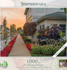 MI Puzzles 1000pc Shipshewana