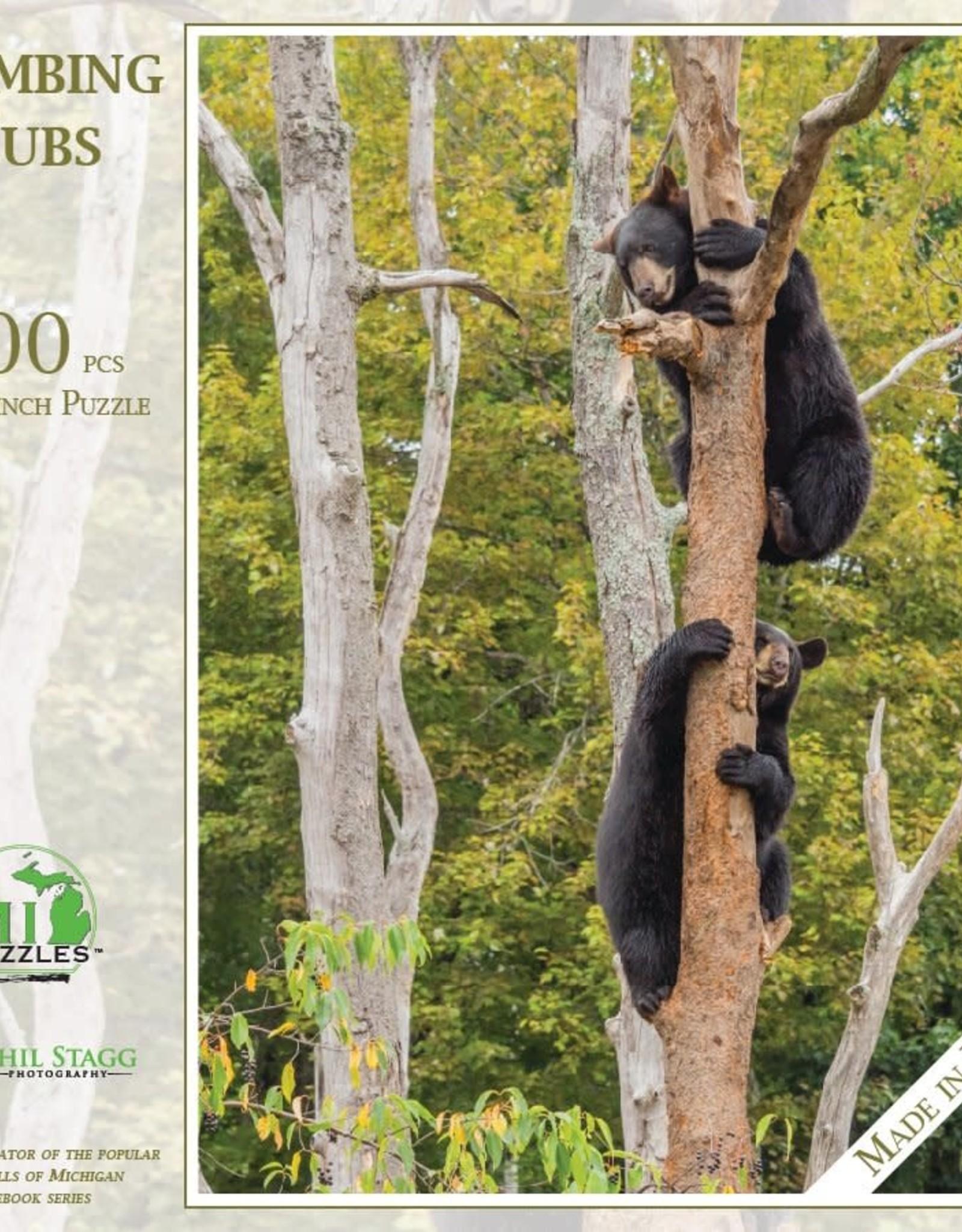 MI Puzzles 500pc Climbing Cubs