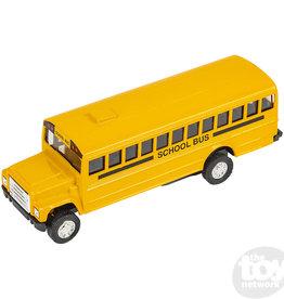 The Toy Network Die Cast School Bus