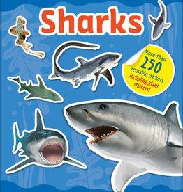 DK Sticker Book Sharks