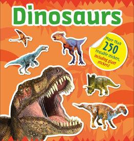 DK Sticker Book Dinosaurs