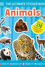 DK Sticker Book Animals